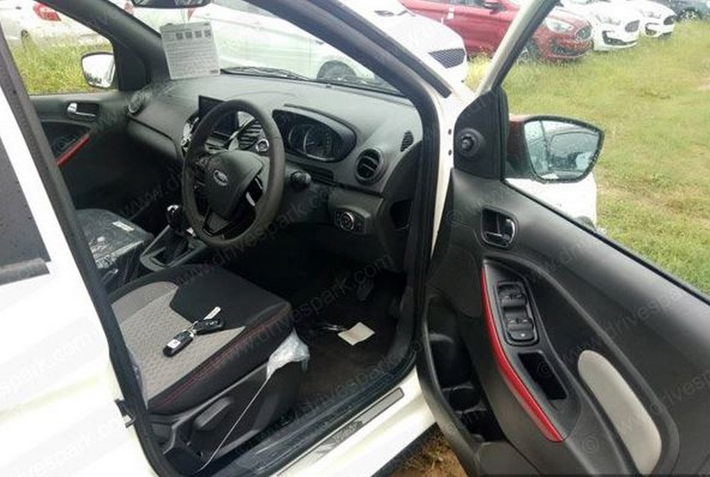 Ford Freestyle Flair Interior