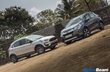 Ford Freestyle vs Honda WR-V Image Gallery