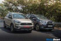Ford Freestyle vs Honda WR-V Shootout