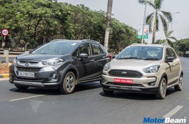 Ford Freestyle vs Honda WR-V – Video Comparison