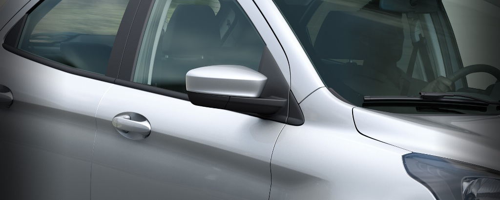 Ford Ka Production Version Wing Mirror