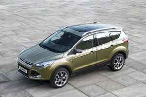 Upcoming Ford SUV To Get Mahindra Platform