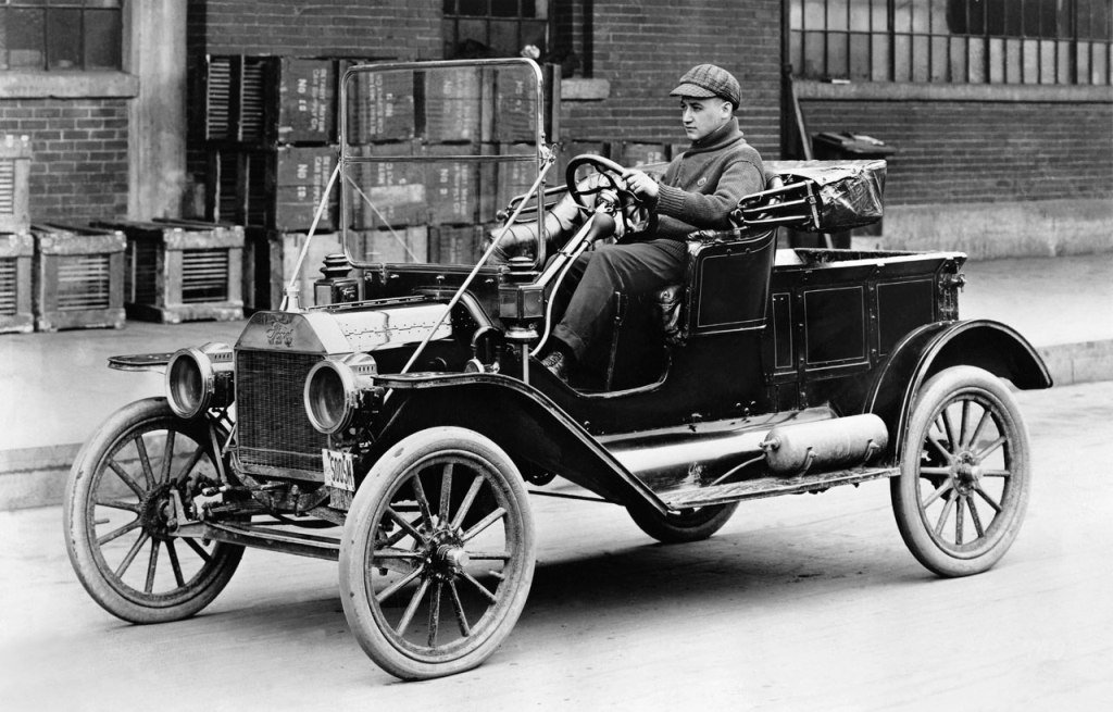 Ford Model T 111 Years