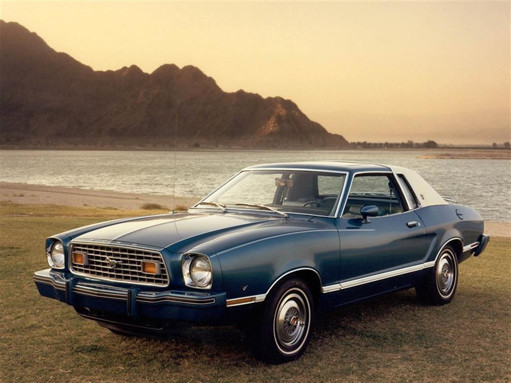 Ford Mustang Second Generation