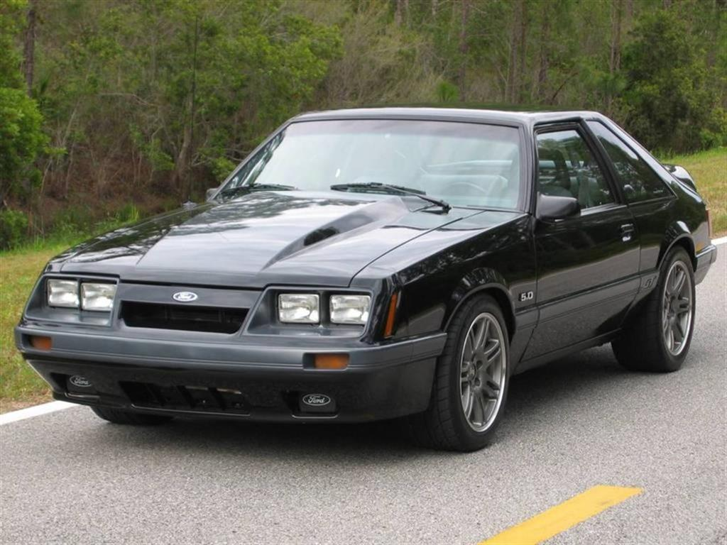 Ford Mustang Third Generation