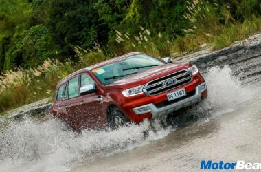 Ford SUV Experience In Philippines [Video]