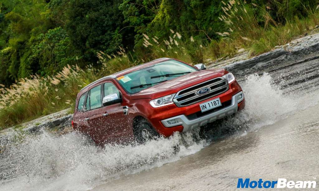 Ford SUV Experience Video