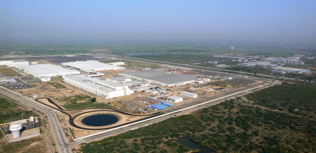 Ford Sanand Manufacturing Plant