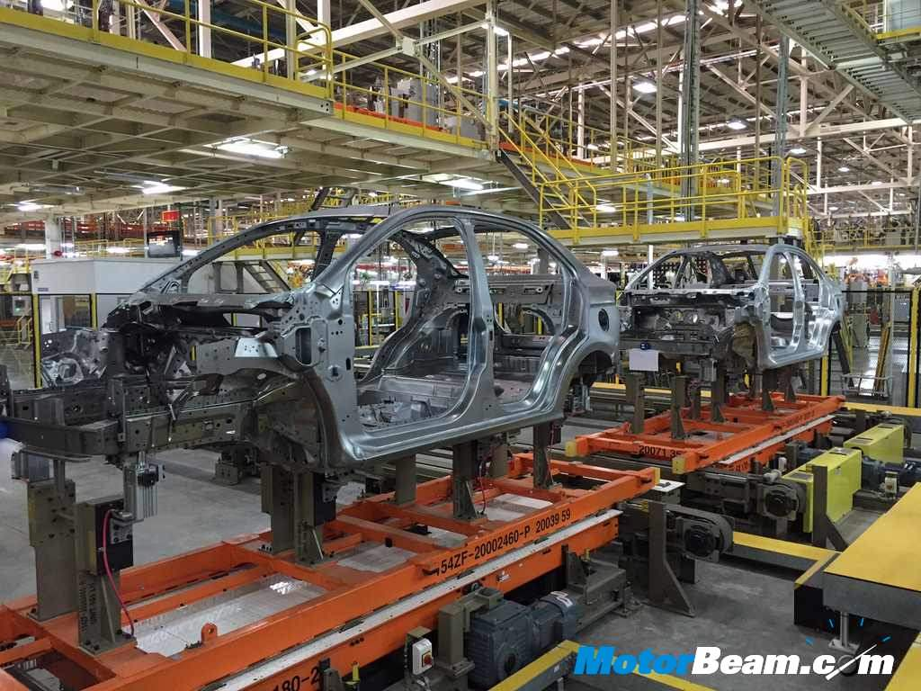 Ford Sanand Plant Manufacturing