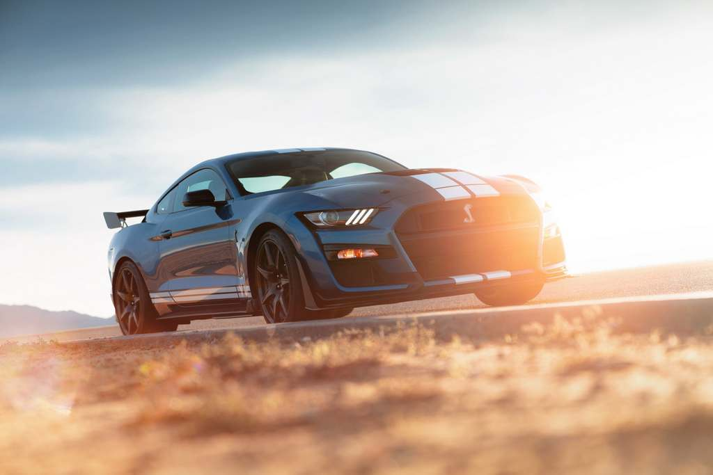 Ford Shelby GT500 Launch