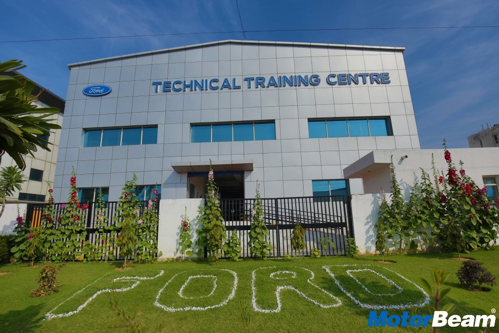 Ford Technical Training Centre