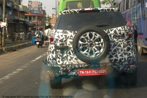 Ford EcoSport On Test India