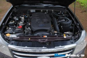 Ford Endeavour 4x4 Engine
