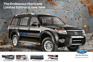 Ford Endeavour 4x4 Hurricane