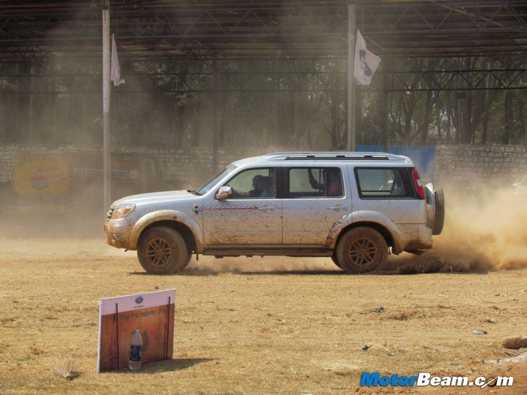 Ford Endeavour Great Drive Bangalore