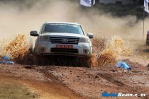 Ford Endeavour Rally Drive