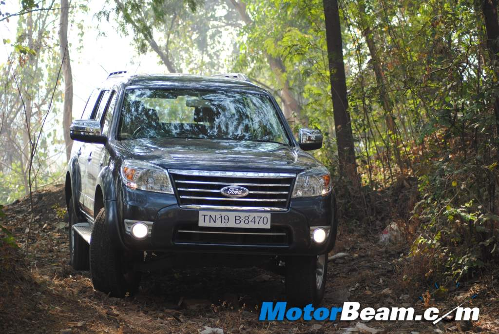Ford Endeavour Test Drive Review