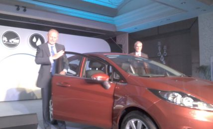 Ford Fiesta Automatic Launch