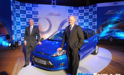 All new Ford Fiesta Launched