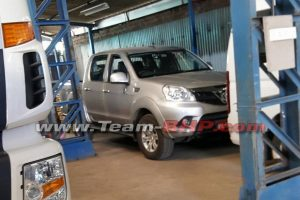 Foton Tunland Spotted