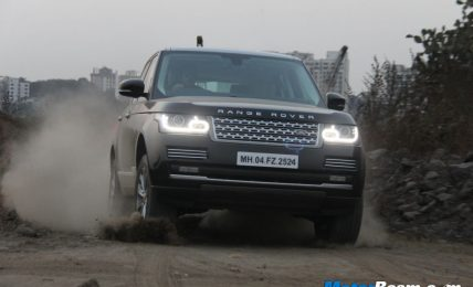 Fourth Gen Range Rover Review
