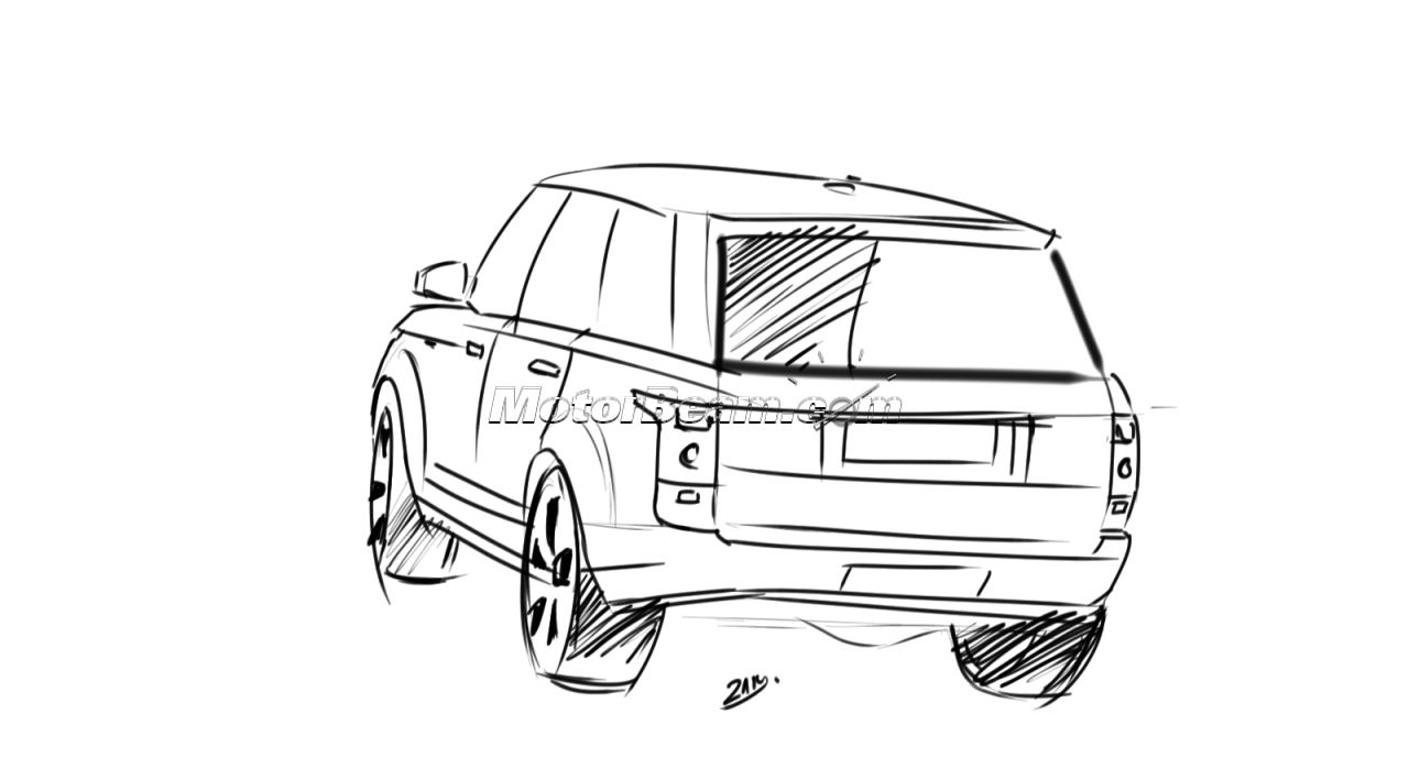 Fourth Generation Range Rover
