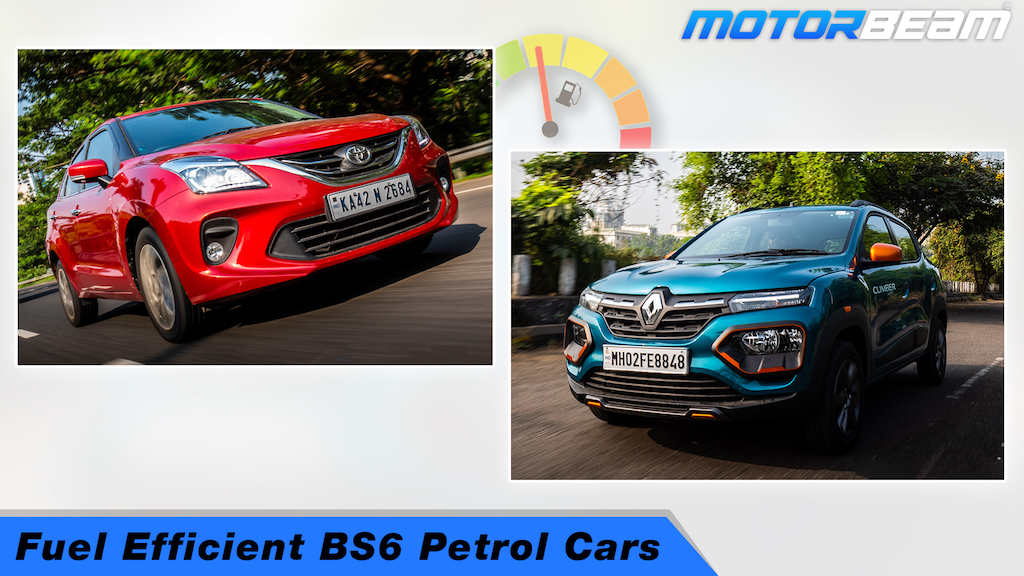 Fuel Efficient BS6 Petrol Cars
