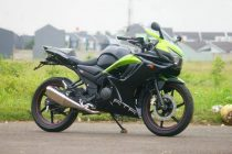 Full Faired TVS Apache