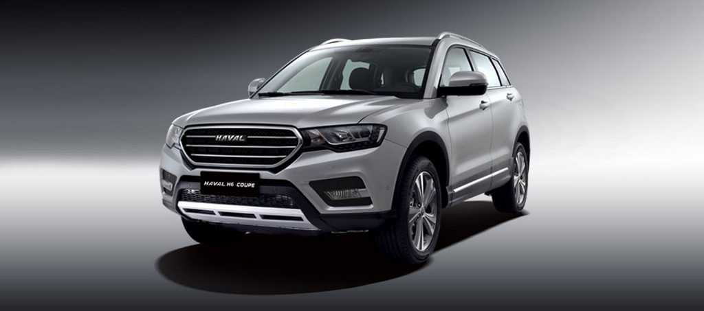 GWMC Haval H6 Front