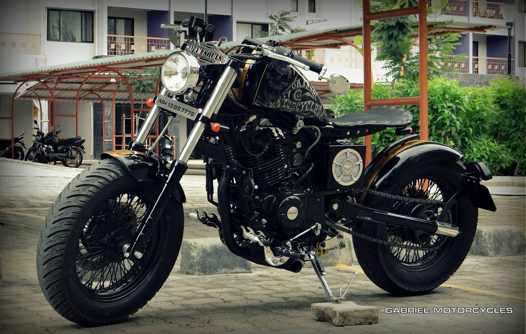 Gabriel Motorcycles Bobber