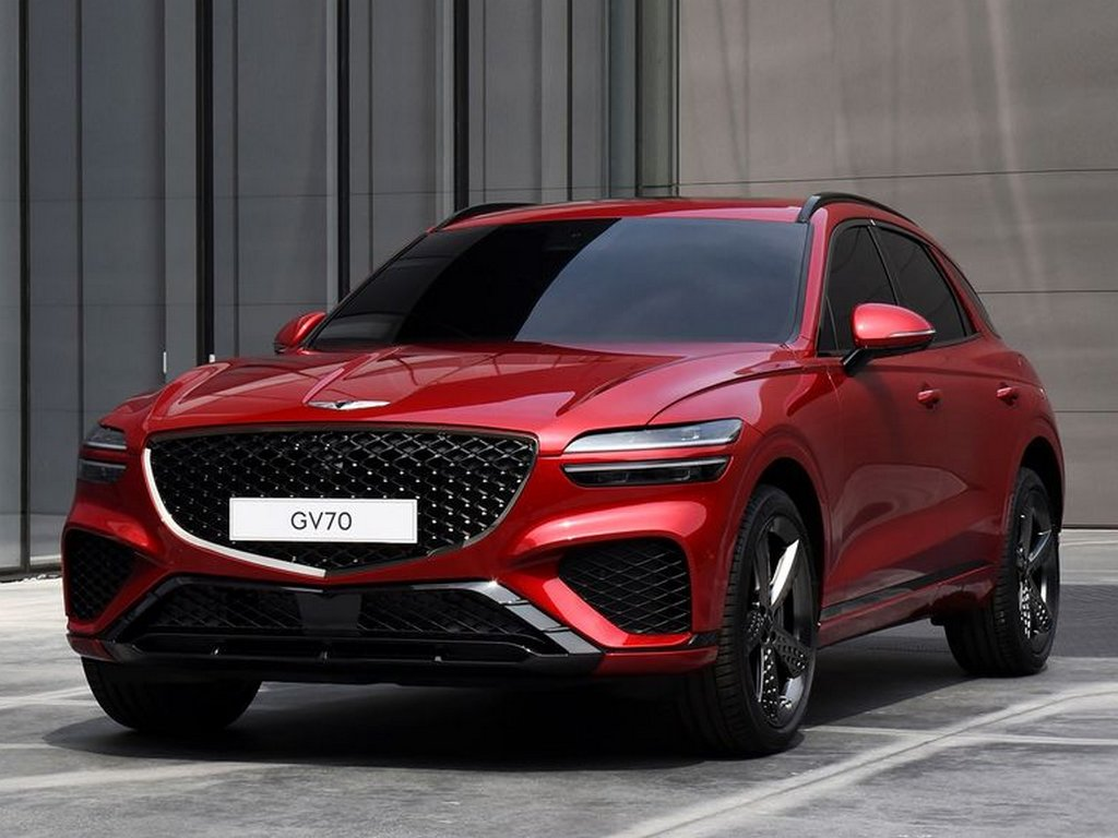 Hyundai Unveils Design of Genesis GV70 SUV | Be Korea-savvy