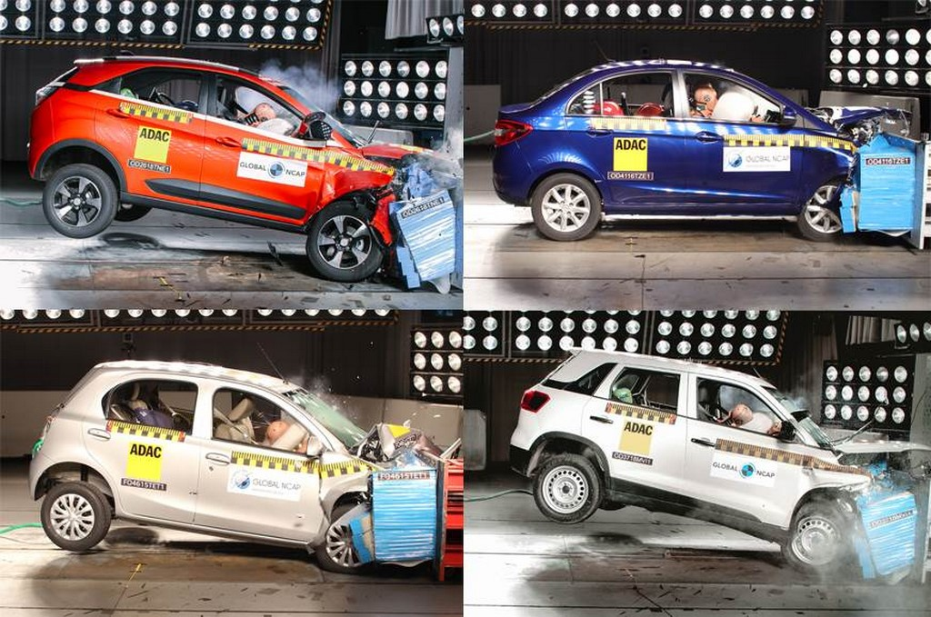 GlobalNCAP Crash Test