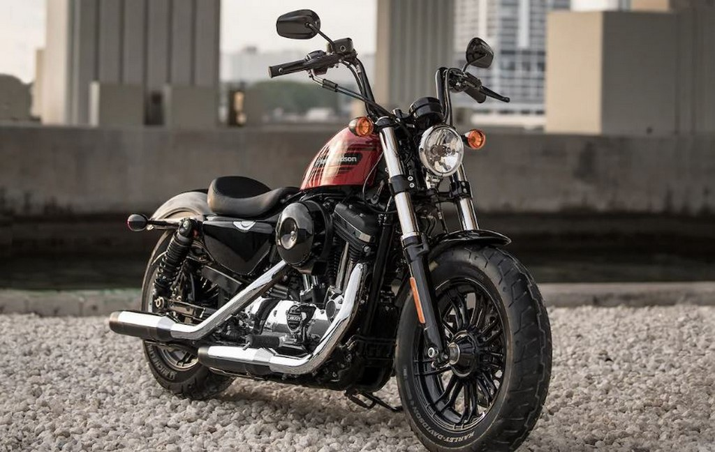 Harley-Davidson Forty-Eight Special Front