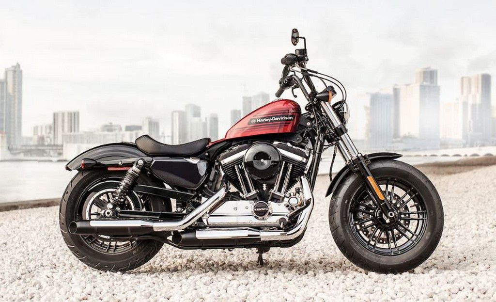 Harley-Davidson Forty-Eight Special Launched