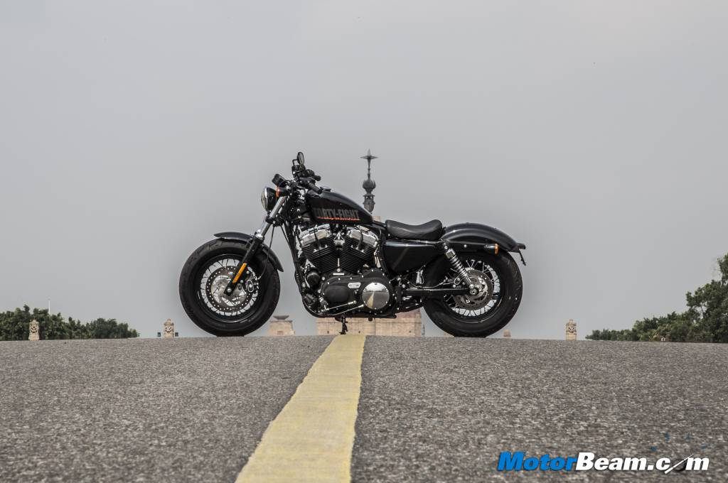 Harley-Davidson Forty-Eight Test Ride Review