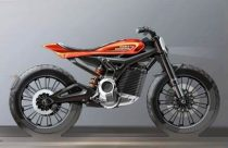 Harley-Davidson Future Electric Model