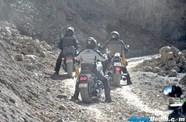 HOGs Of Ahmedabad Take Their Harley-Davidson Cruisers To Spiti Valley