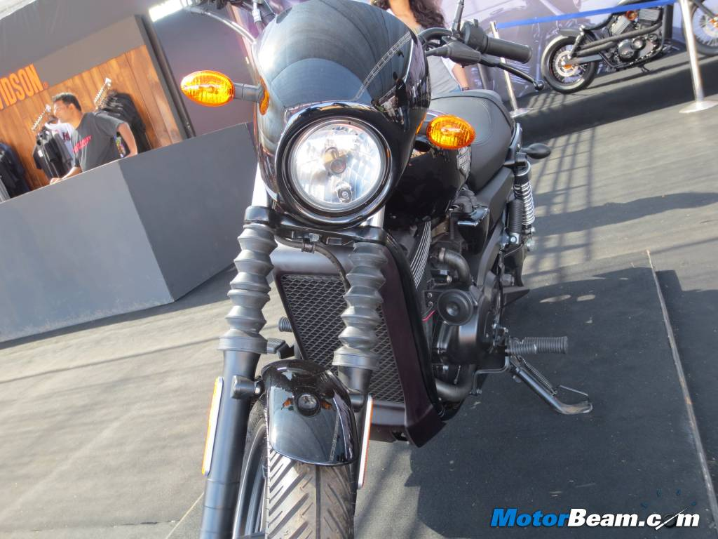 Harley-Davidson Street 750 First Look Review