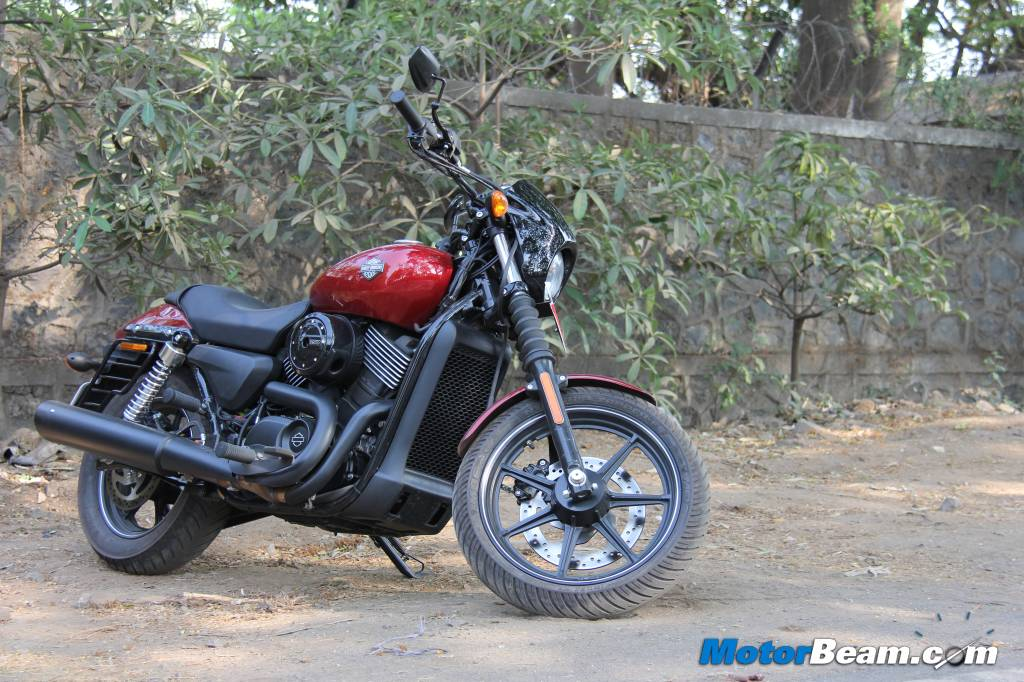 Harley-Davidson Street 750 Review Test Ride