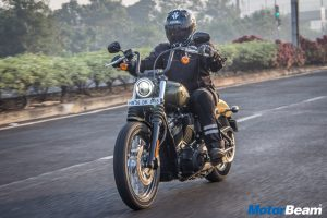 Harley Davidson Street Bob Test Ride Report