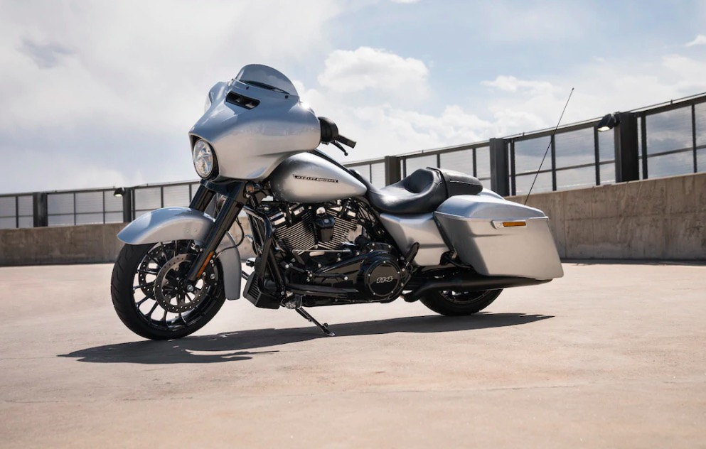 Harley-Davidson Hero Partnership