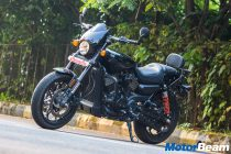 Harley-Davidson Street Rod Review Test Report