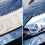 Headlight Restoration Foggy Lights