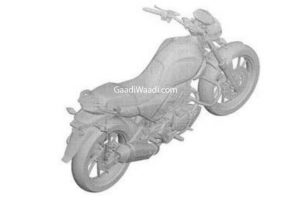 Hero 200cc Bike Under Works, Patent Leaked
