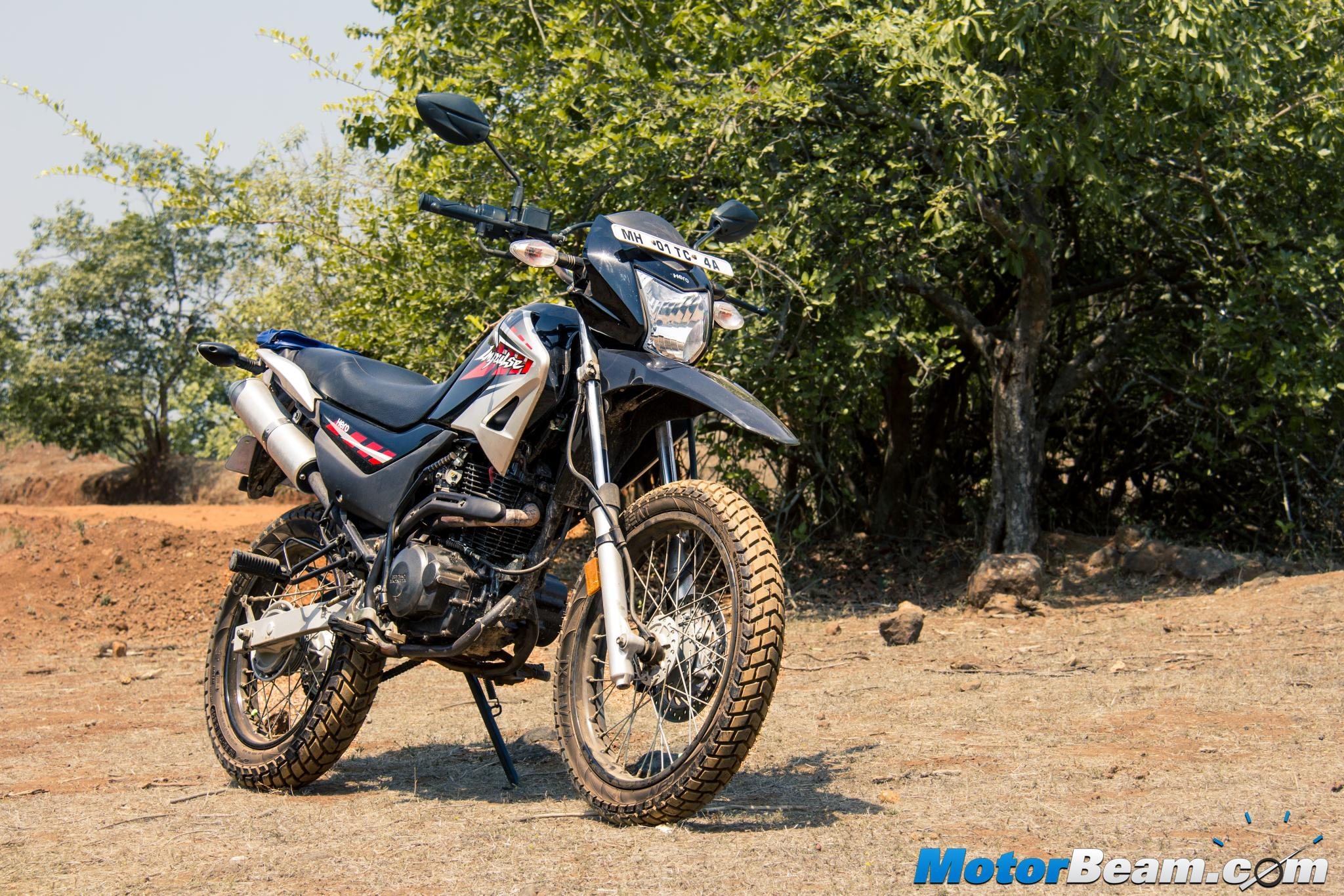 Hero Impulse 223cc Test Ride Review
