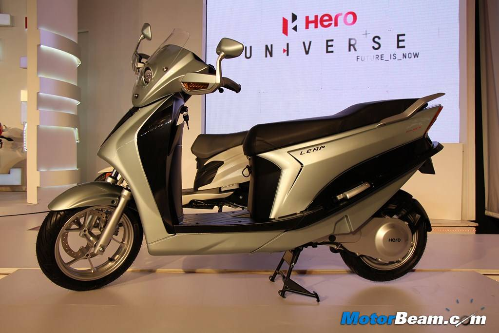 Hero Leap Scooter
