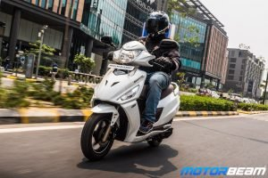 Hero Maestro Edge 125 Review Test Ride
