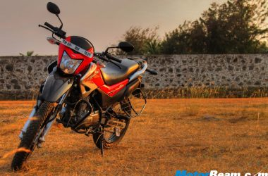 Hero To Launch 200cc Off-Road Bike In 2018