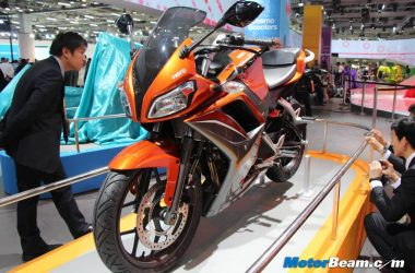 Hero HX250R Launch By June 2015, Priced Under Rs. 1.6 Lakhs