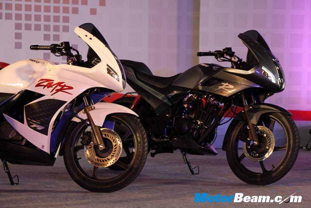 Hero MotoCorp Unveils Updated Lineup Of Bikes